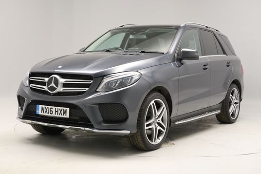 Mercedes-Benz GLE Class GLE 350d 4Matic AMG Line Premium 5dr 9G-Tronic Exterior 1