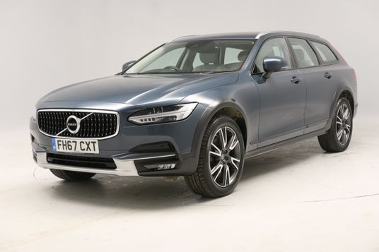 Volvo V90 T6 Cross Country Pro 5dr AWD Geartronic Exterior 1