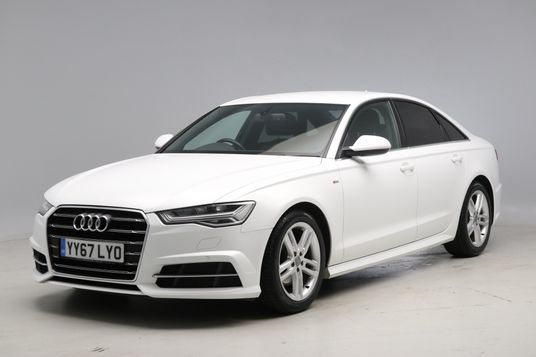 Audi A6 2.0 TDI Ultra S Line 4dr S Tronic Exterior 1