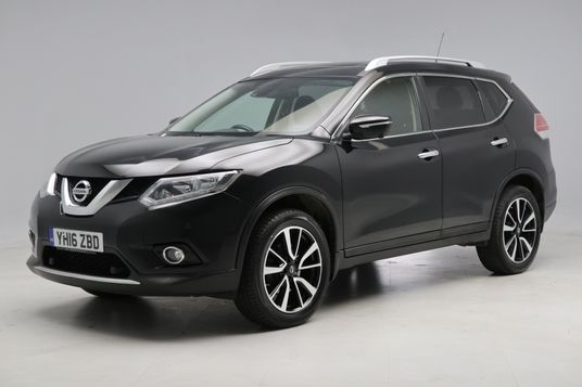 Nissan X-TRAIL 1.6 dCi N-Tec 5dr [7 Seat] Exterior 1