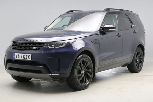 Land Rover Discovery 3.0 TD6 HSE Luxury 5dr Auto Exterior 1