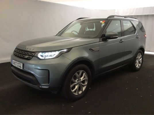 Land Rover Discovery 2.0 SD4 SE 5dr Auto Pre Preparation Images 1