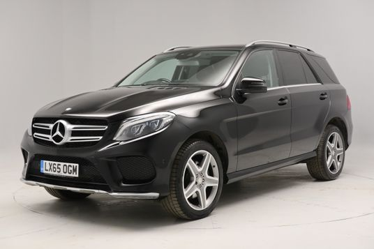 Mercedes-Benz GLE Class GLE 250d 4Matic AMG Line 5dr 9G-Tronic Exterior 1