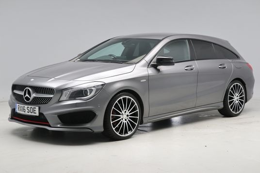 Mercedes-Benz CLA Class CLA 250 Engineered by AMG 4Matic 5dr Tip Auto Exterior 1