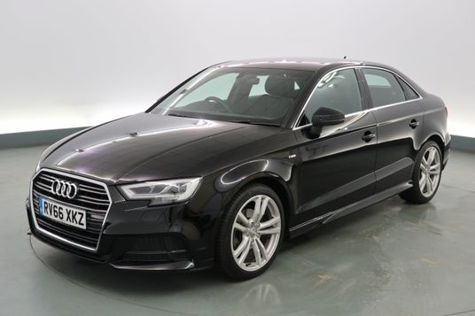 Audi A3 1.6 TDI S Line 4dr S Tronic Exterior 1