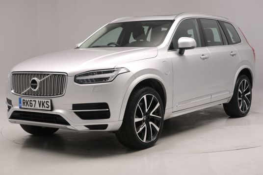 Volvo XC90 2.0 T8 Hybrid Inscription Pro 5dr Geartronic Exterior 1