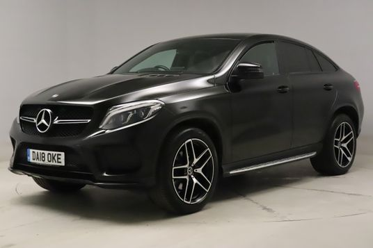 Mercedes-Benz GLE Coupe GLE 350d 4Matic AMG Night Edition 5dr 9G-Tronic Exterior 1
