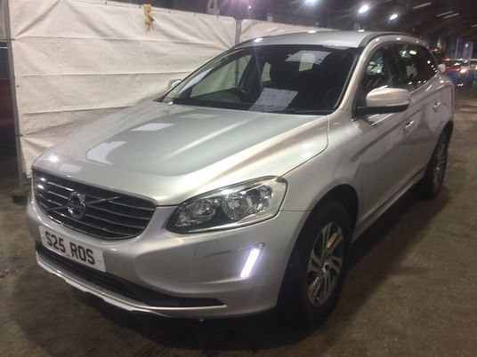 Volvo XC60 D4 [181] SE Nav 5dr AWD Geartronic Pre Preparation Images 1