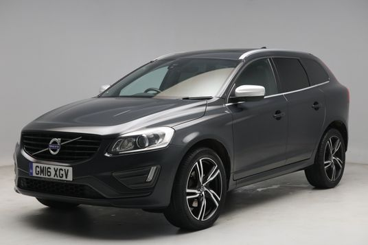 Volvo XC60 D4 [190] R DESIGN Lux Nav 5dr Geartronic Exterior 1