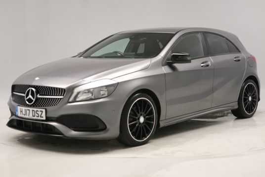 Mercedes-Benz A Class A160 AMG Line Executive 5dr Auto Exterior 1
