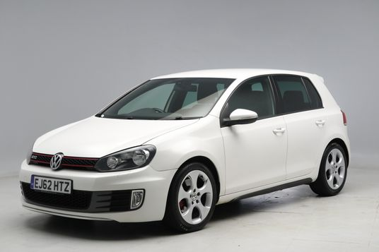 Volkswagen Golf 2.0 TSI GTI 5dr [Leather] Exterior 1