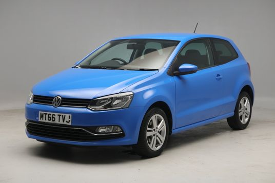 Volkswagen Polo 1.0 75 Match 3dr Exterior 1