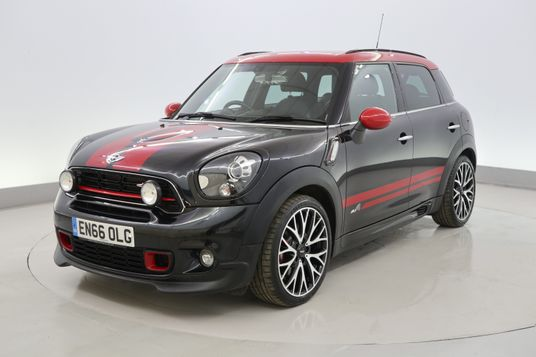 Mini Countryman 1.6 John Cooper Works ALL4 5dr [Chili/Media Pack] Exterior 1