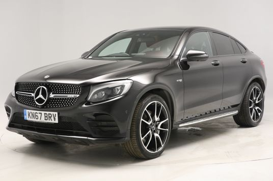 Mercedes-Benz GLC Class GLC 43 4Matic Premium Plus 5dr 9G-Tronic Exterior 1