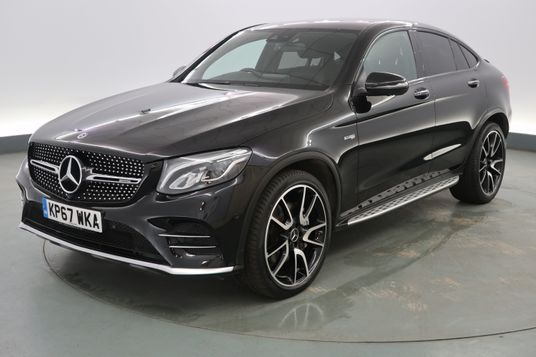 Mercedes-Benz GLC Coupe GLC 43 4Matic Premium Plus 5dr 9G-Tronic Exterior 1