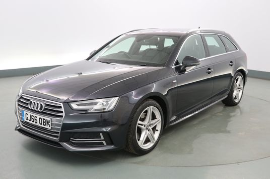 Audi A4 2.0 TDI S Line 5dr S Tronic Exterior 1