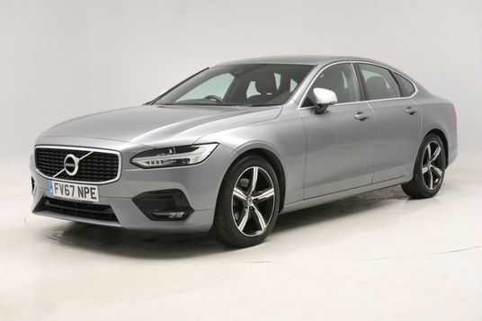 Volvo S90 2.0 D4 R DESIGN 4dr Geartronic Exterior 1
