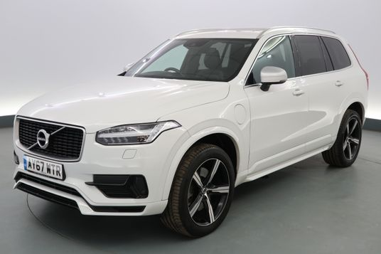 Volvo XC90 2.0 T8 Hybrid R DESIGN 5dr Geartronic Exterior 1