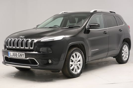 Jeep Cherokee 2.0 Multijet Limited 5dr Exterior 1