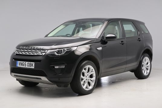 Land Rover Discovery Sport 2.0 TD4 180 HSE 5dr Auto Exterior 1