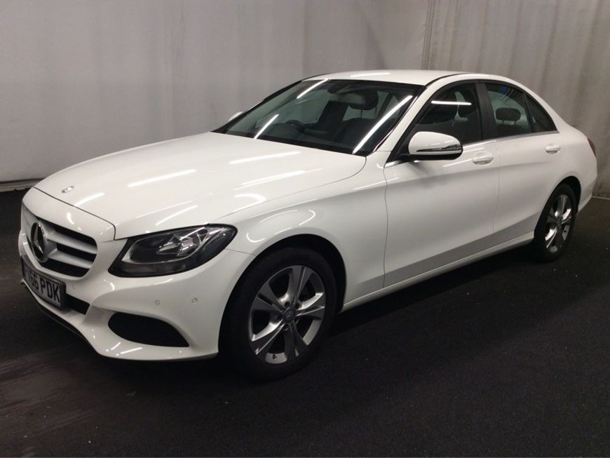 Used Mercedes-Benz C Class T SE EXECUTIVE EDITION