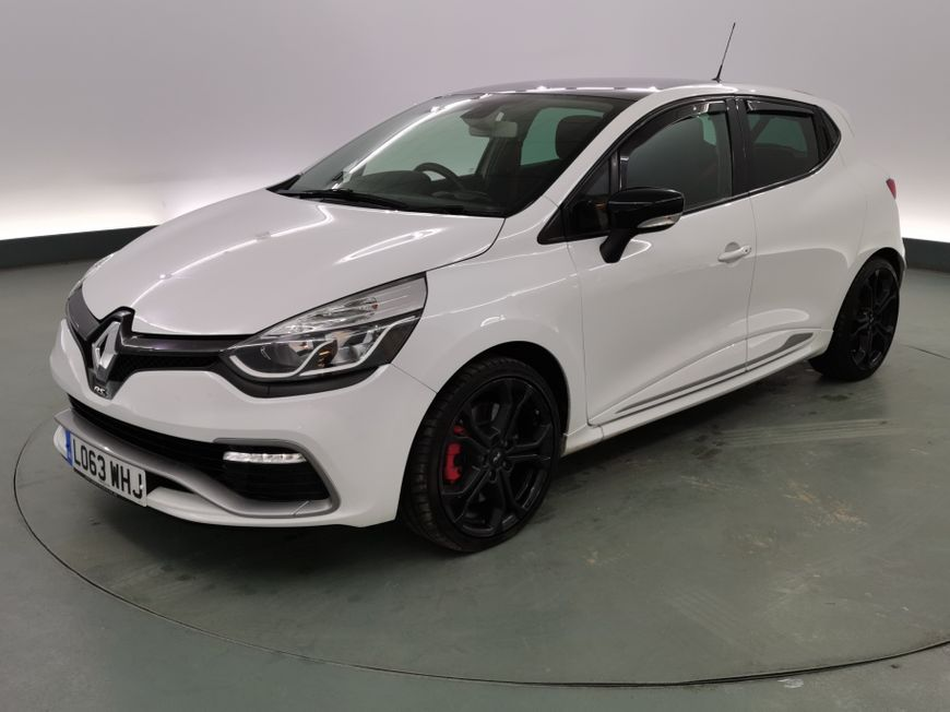 Used Renault Clio 1.6T 16V Renaultsport Lux 200 5dr EDC
