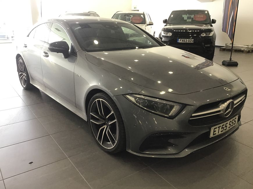 Used Mercedes-Benz CLS Amg Cls 53 4matic Plus Au