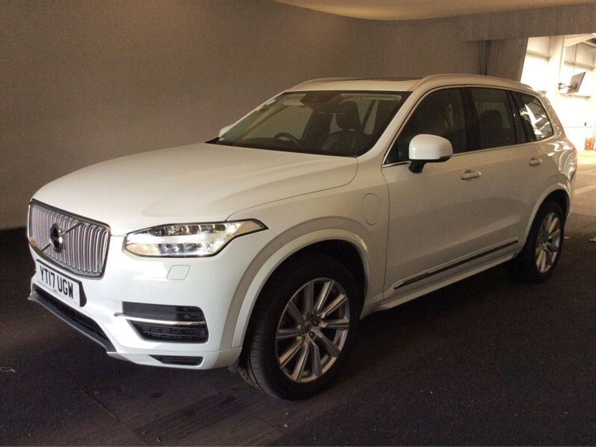Used Volvo XC90 2.0 T8 Hybrid Inscription 5dr Geartronic