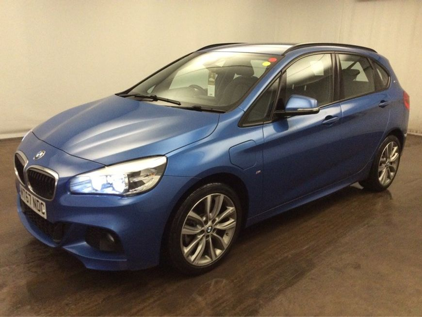 Used BMW 2 Series Active Tourer 225xe M Sport 5dr [Nav] Auto
