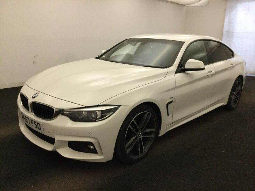 Used BMW 4 Series Gran Coupe 420d [190] M Sport 5dr Auto [Professional Media]
