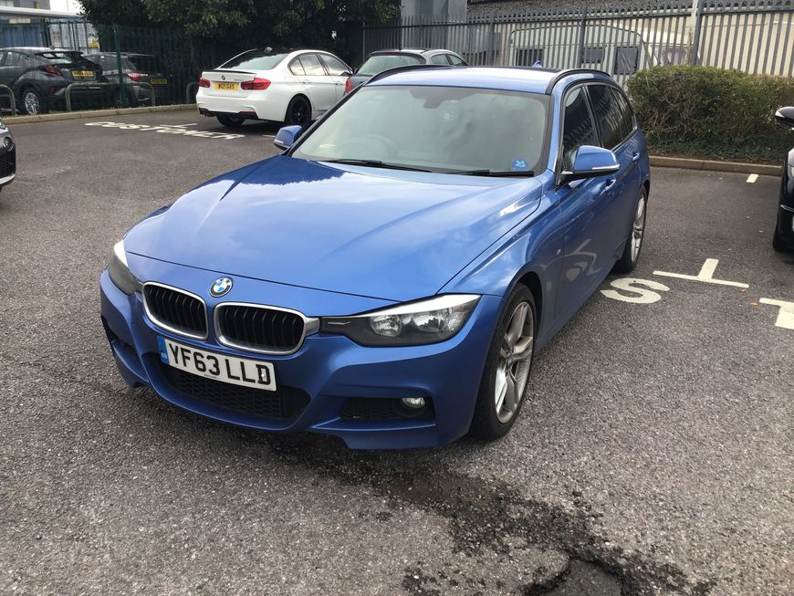 Used BMW 3 Series 320d M Sport 5dr