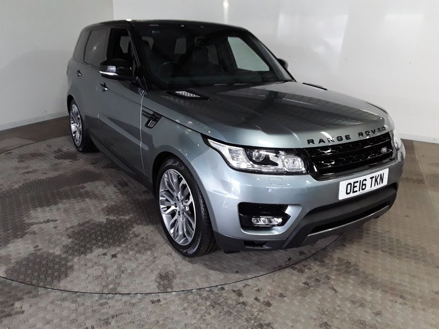 Used Range Rover Sport 3.0 SDV6 [306] HSE Dynamic 5dr Auto [7 seat]